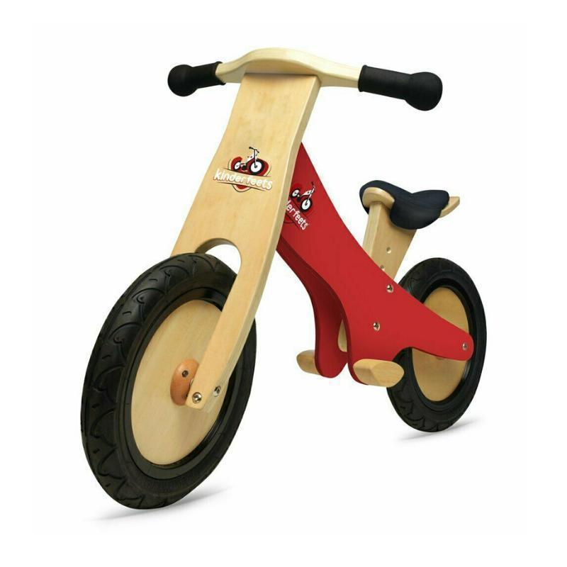 Balance Bike - Red-[product_vendor-My Happy Helpers