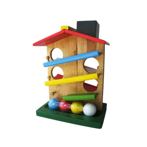Ball Rolling House-Qtoys