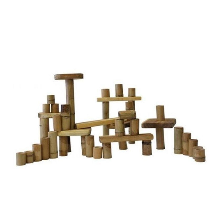 Bamboo Build & Construct Set