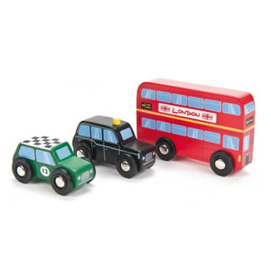 British Classic Toy Cars Indigo Jamm