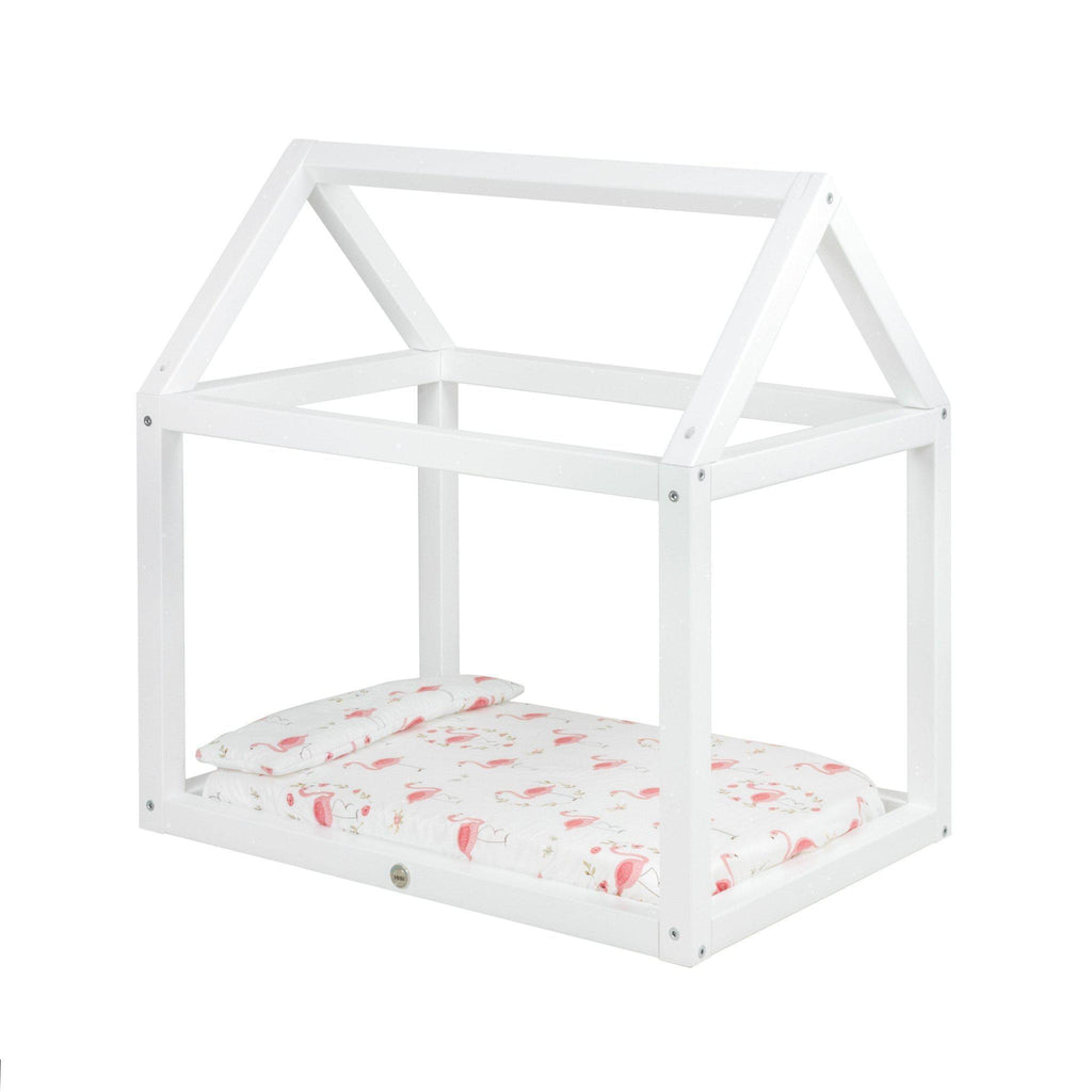 Casa Wooden Doll House Bed-[vendor]-My Happy Helpers