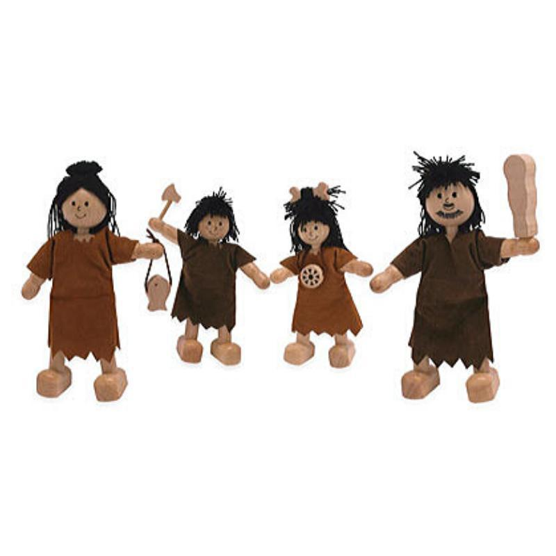 Cavemen Family-Im Toy-My Happy Helpers