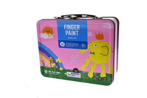 Children's Finger Paint Kit Pink-JarMelo