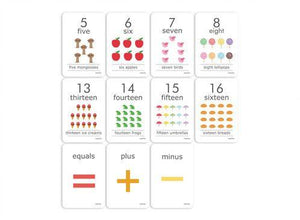 Cognitive Flash Cards – Let's Count-[product_vendor-My Happy Helpers