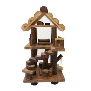 Cottage Wooden Doll House-[product_vendor-My Happy Helpers