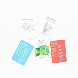 Country and Language Flashcards Set-[product_vendor-My Happy Helpers