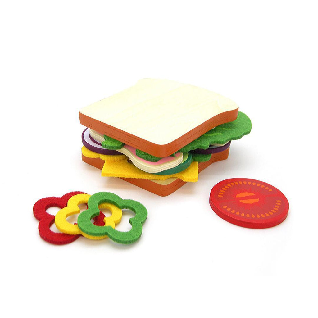 Create Your Own Sandwich-Koala Dream-My Happy Helpers