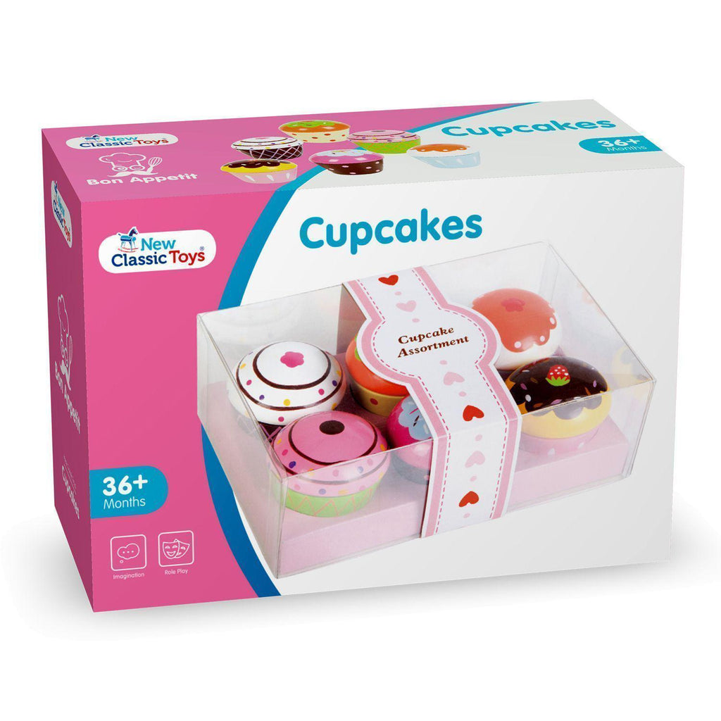 Cupcake Gift Box by New Classic Toys-New Classic Toys-My Happy Helpers