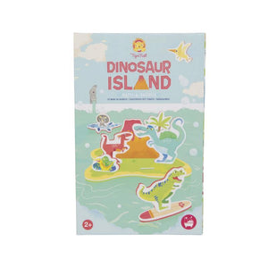 Dinosaur Island - Bath-a-Saurus-Tiger Tribe-My Happy Helpers