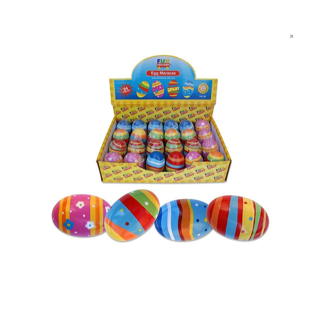 Egg Maracas-Fun Factory-My Happy Helpers