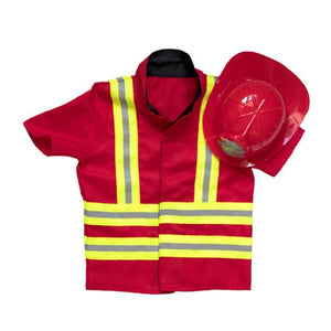 Firefighter Costume-Kiddie Connect