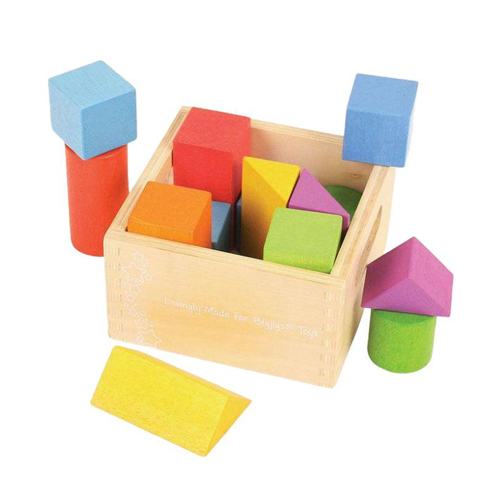 First Building Blocks