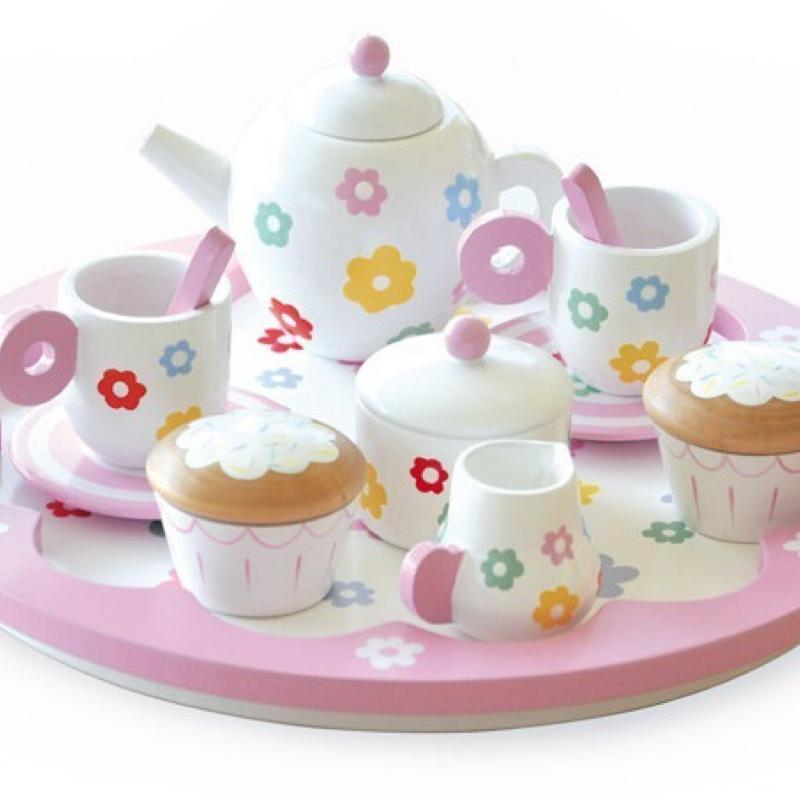Flower Tea Party Set by Indigo Jamm-My Happy Helpers Pty Ltd