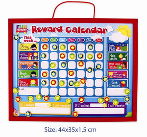 Fun Factory Magnetic Reward Chart-[product_vendor-My Happy Helpers
