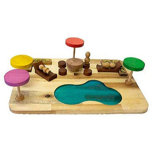 Gnomes Resort Imaginative Play Set-[product_vendor-My Happy Helpers