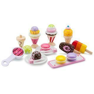 Gourmet Ice Cream Set-New Classic Toys-My Happy Helpers