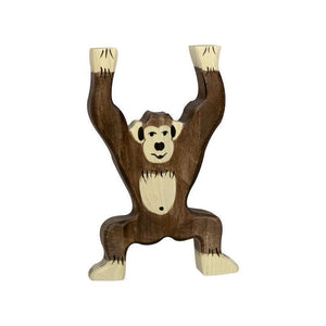 Holztiger - Chimpanzee, Standing-[product_vendor-My Happy Helpers