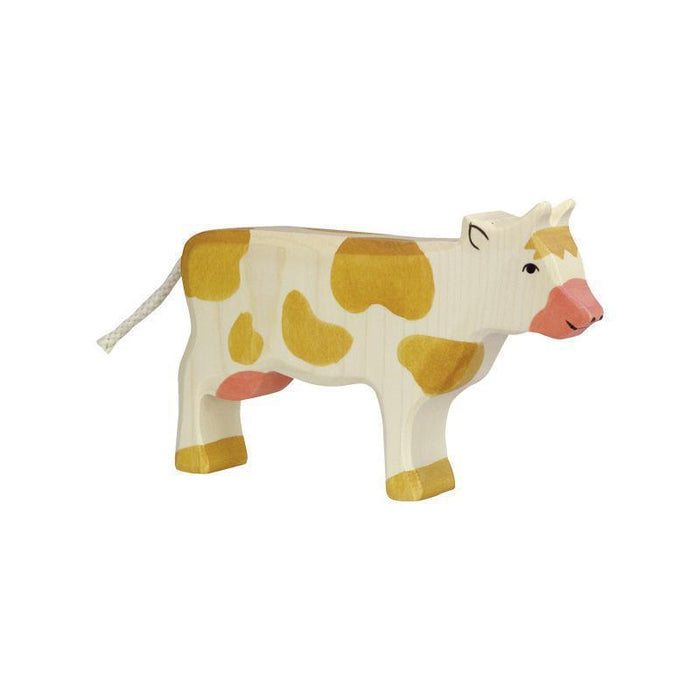 Holztiger - Cow, Standing, Brown