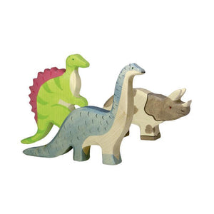 Holztiger - Dinosaur Trio Set-[product_vendor-My Happy Helpers