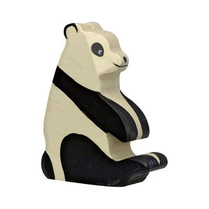 Holztiger - Panda Bear, Sitting-[product_vendor-My Happy Helpers