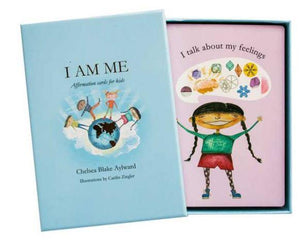 I AM ME Affirmation cards-[product_vendor-My Happy Helpers