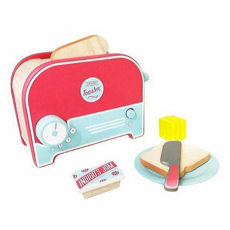 Jamm Pop up Toaster-Indigo Jamm-My Happy Helpers