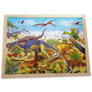 Jigsaw Puzzle Dinosaur-Educational Play-My Happy Helpers