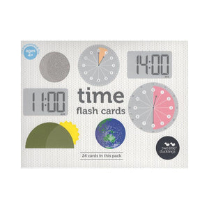 Learning to tell the time Flashcards Set-[product_vendor-My Happy Helpers