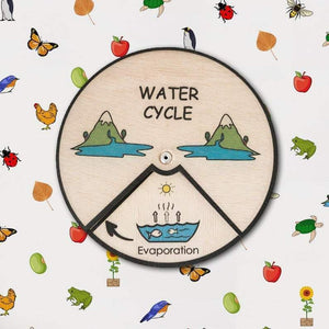 Learning Wheels - Nature Lifecycles-[product_vendor-My Happy Helpers