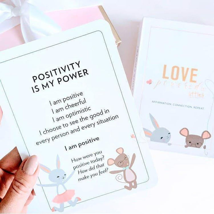 Love Powered Toddler Affirmation Cards