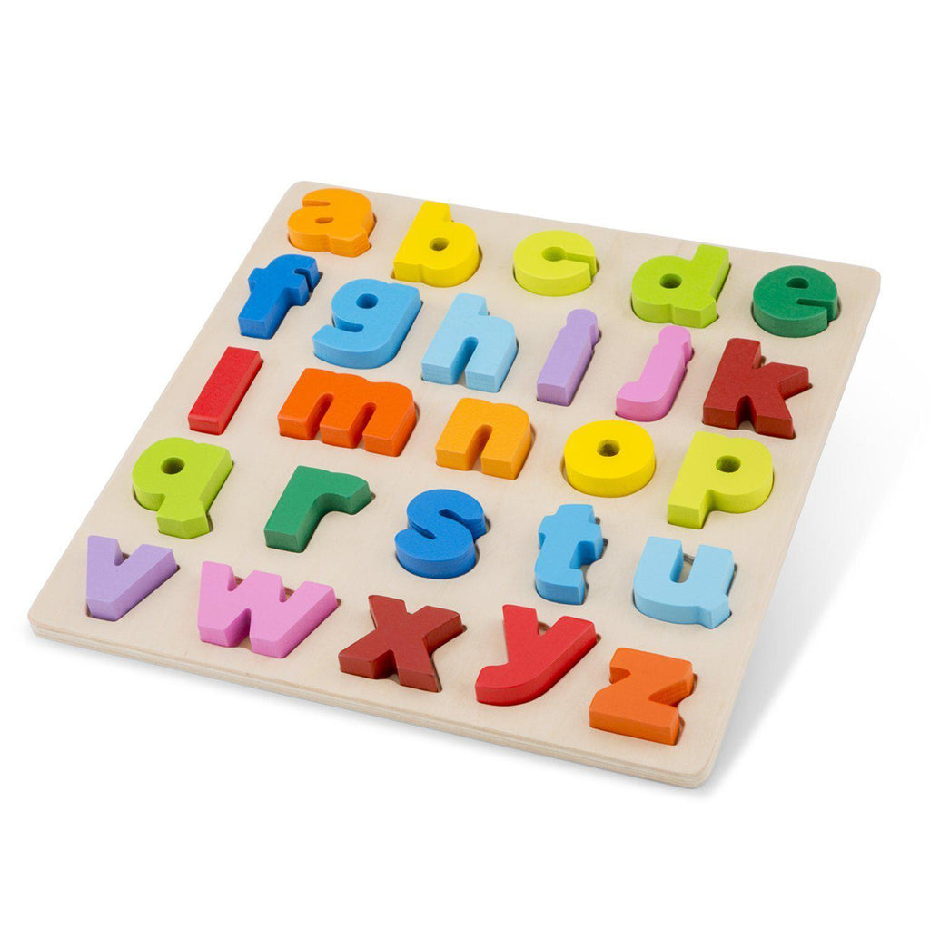 Lowercase Alphabet Puzzle-New Classic Toys-My Happy Helpers Pty Ltd