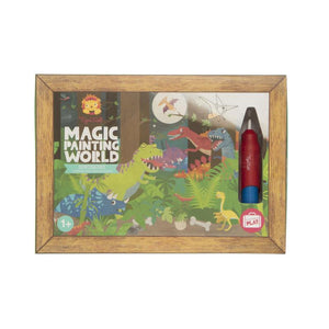 Magic Painting World - Dinosaurs-Tiger Tribe-My Happy Helpers