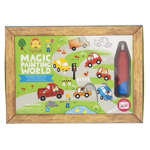 Magic Painting World - Things that Go-[product_vendor-My Happy Helpers