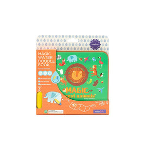 Magic Water Doodle Book - Forest Animals-mierEdu