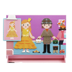 Mier Edu Magnetic Art Case - Dress Up-[product_vendor-My Happy Helpers
