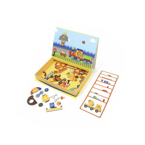 Magnetic Play Sets