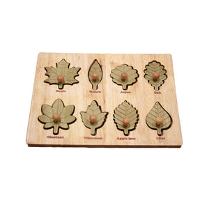 Montessori Leaf Puzzle-[product_vendor-My Happy Helpers