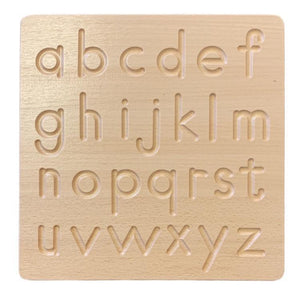 Montessori Letter Tracing Board-[product_vendor-My Happy Helpers