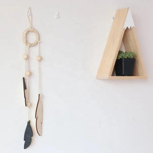 Nordic Style hanging Wall Feathers-[product_vendor-My Happy Helpers