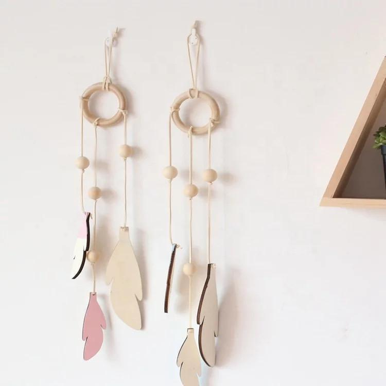Nordic Style hanging Wall Feathers-[vendor]-My Happy Helpers