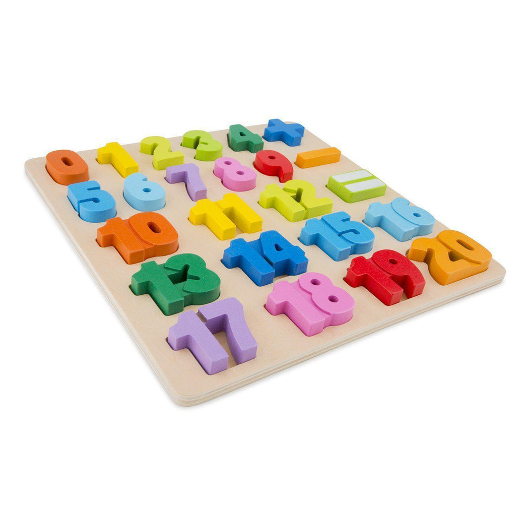 Number Puzzle-New Classic Toys-My Happy Helpers