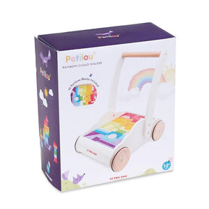 Petilou Rainbow Cloud Walker-Balance & Move-My Happy Helpers