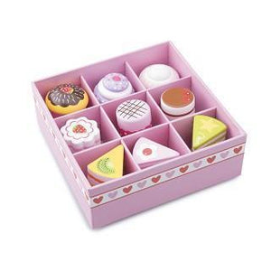 Petit Four Cake Set-[product_vendor-My Happy Helpers