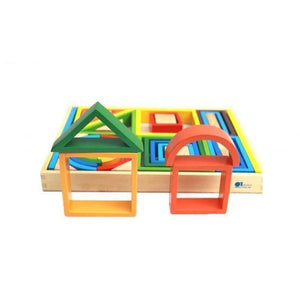 Rainbow Nesting Blocks-[product_vendor-My Happy Helpers