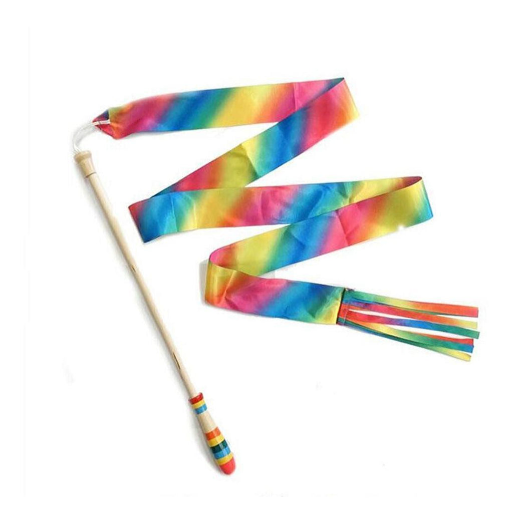 Rainbow Ribbon Wand-Fun Factory-My Happy Helpers