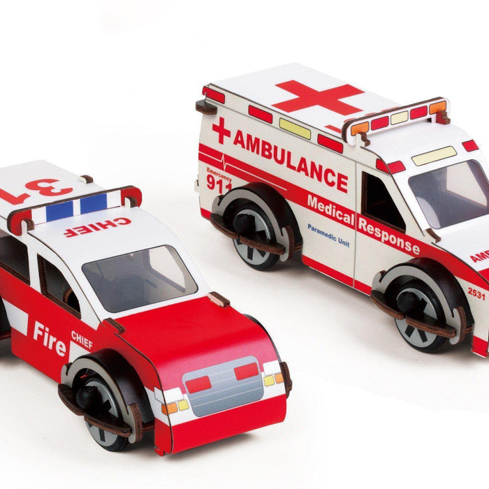 Rescue Ranger and Medic Machine