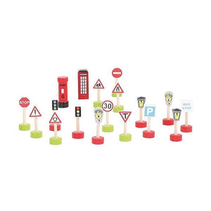 Road Signs Pack-[product_vendor-My Happy Helpers