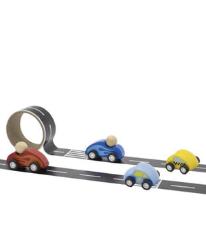 Road Track Tape and Car-[product_vendor-My Happy Helpers