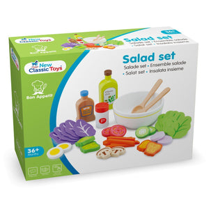 Salad Set-[product_vendor-My Happy Helpers