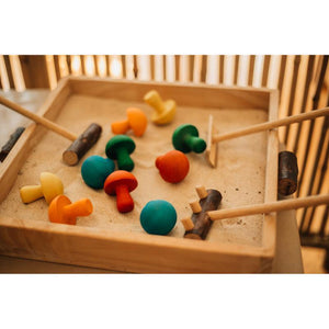 Sand Tray and Play Set